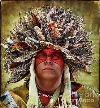 Native American by Norma Warden