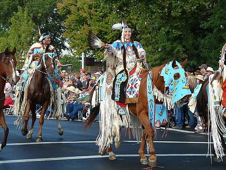 Native American Princess by Bonita Waitl