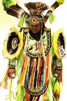 Native Brave by Audrey Robillard