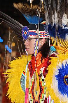 Native Child by Audrey Robillard