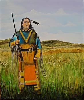 Native Field by Bob Hasbrook