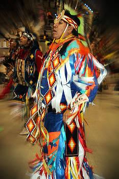 Native Leader by Audrey Robillard