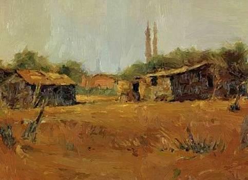 Wenning Pieter - Native Location Pretoria 1911