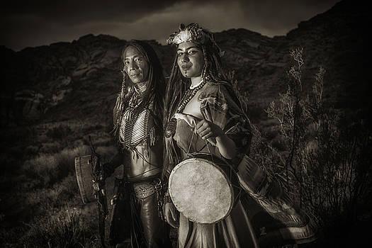 Native Pride 2 by Julie Bergonz