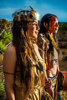 Native Pride by Julie Bergonz