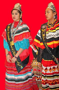 Native Princesses-2 by Audrey Robillard
