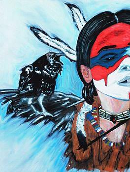 Ayasha Loya - Native Raven