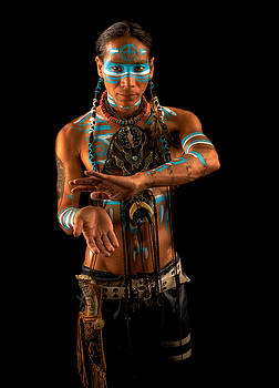 Native Spirit by Julie Bergonz