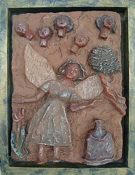 Natividad 1 by Lorna Diwata Fernandez