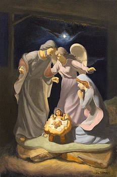Nativity by Al Torres