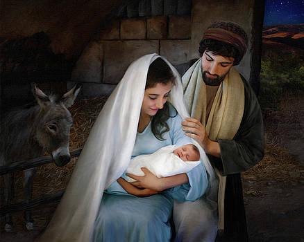 Nativity by Brent Borup