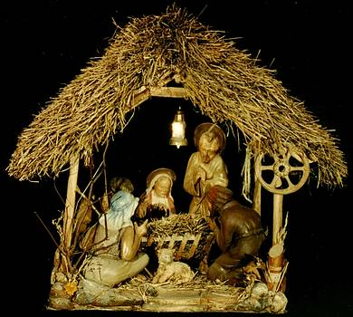 Nativity - on request by Sorin Apostolescu