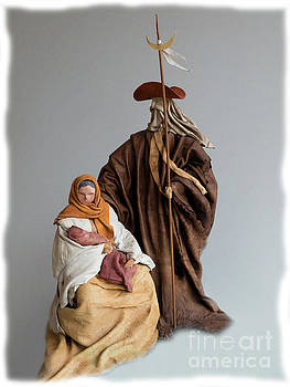 Nativity Scene From Pirates Of The Caribbean? by Al Bourassa
