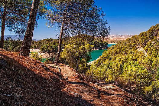 Jenny Rainbow - Natural Beauty of El Chorro. Spain