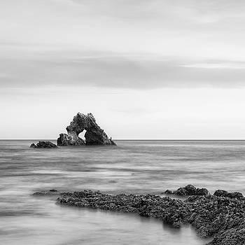 Natural Bridge at Corona Del Mar by Nazeem Sheik