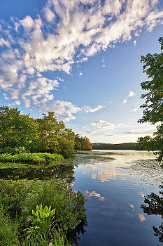 Natural Massachusetts by Juergen Roth