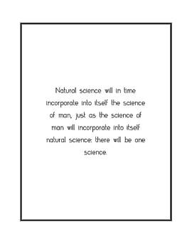 Natural science will in time... by Famous Quotes