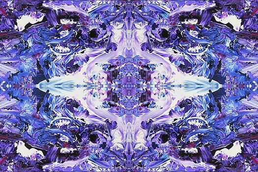 Naturals - Amethyst - K01 by Julie Turner