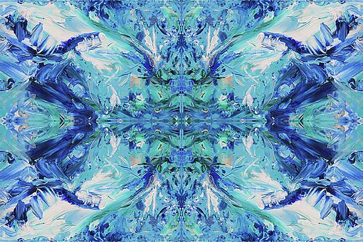 Naturals - Azurite - K01 by Julie Turner