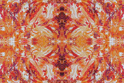 Naturals - Coral - K01 by Julie Turner