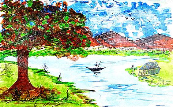 Nature by Gopal V