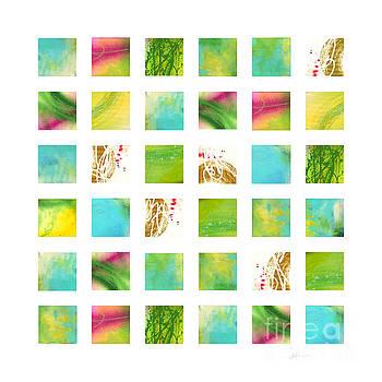 Nature Grid I by Pamela Johnson Design