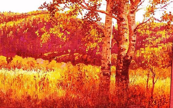 Anne-elizabeth Whiteway - Nature in Amber