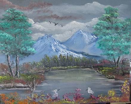 Nature by M Bhatt