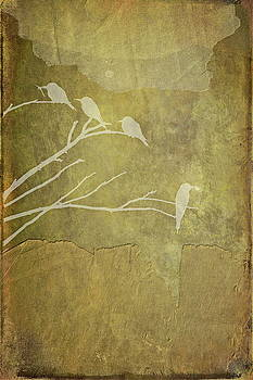 Nature Study in Gold  by Andrea Kollo