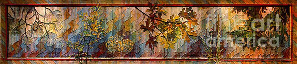 Nature Tapestry 1997 by Padre Art