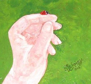 Natures Intimacy by Sandra Winiasz