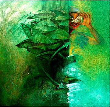 Nature's Life by Pramod Rai