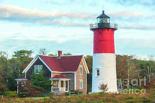 Nauset Light by Michael James