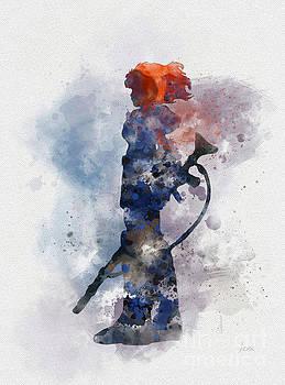 Nausicaa by Rebecca Jenkins