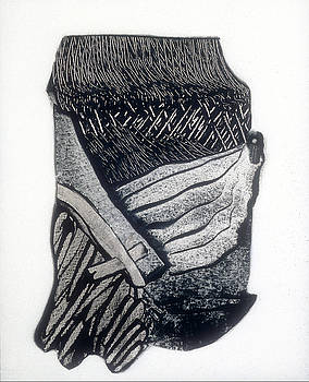 Nauthiz  by Sandra Salo Deutchman