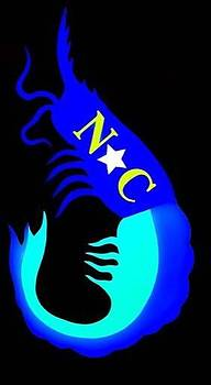 Nautical NC Shrimp  by Barry Knauff