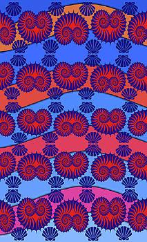 Nautilus Valentine by Vagabond Folk Art - Virginia Vivier