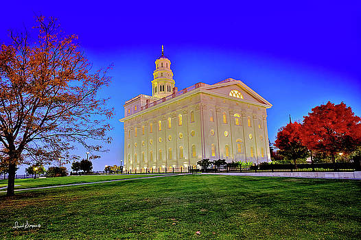 Nauvoo Sunrise by David Simpson