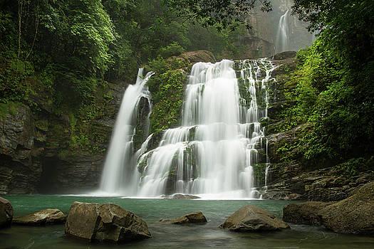 Nauyaca Waterfalls // Costa Rica by Kirsten Dale