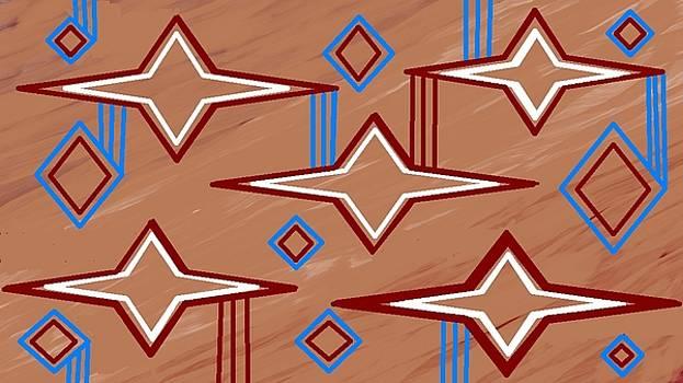 Navajo 10 by Linda Velasquez