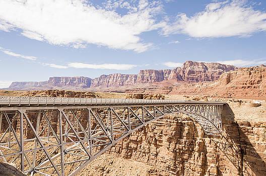 Navajo Bridge by Laura Pratt