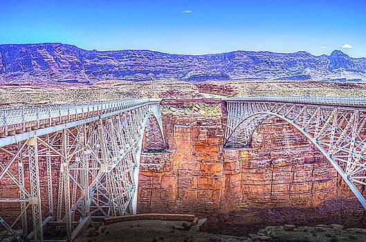 Navajo Bridge by Mark Dunton