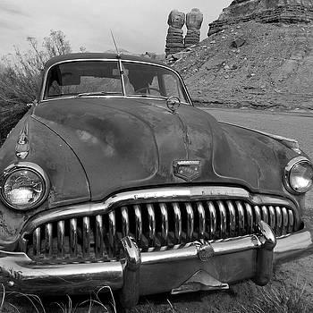 Jeff Brunton - Navajo Twins and Buick Eight