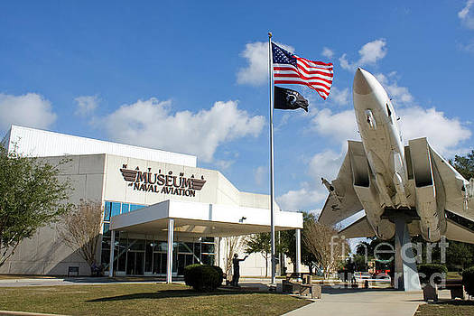 Naval Aviation Museum by Steven Frame