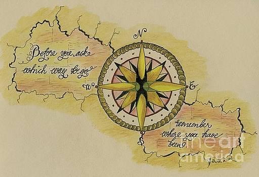 Navigate home by Eva Ason