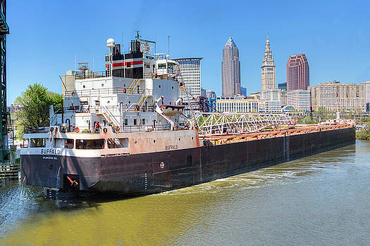 Navigating The Cuyahoga by Brent Durken
