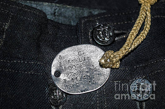 Dale Powell - Navy Dog Tag