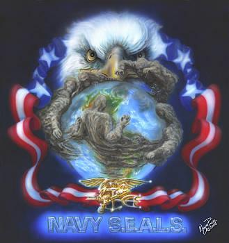 Navy Seals by Wayne Pruse