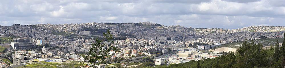 Modern Nazareth  by Atul Daimari