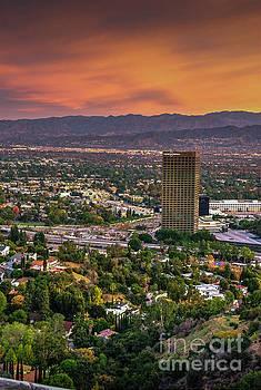 David Zanzinger - NBC Universal Los Angeles Sunset